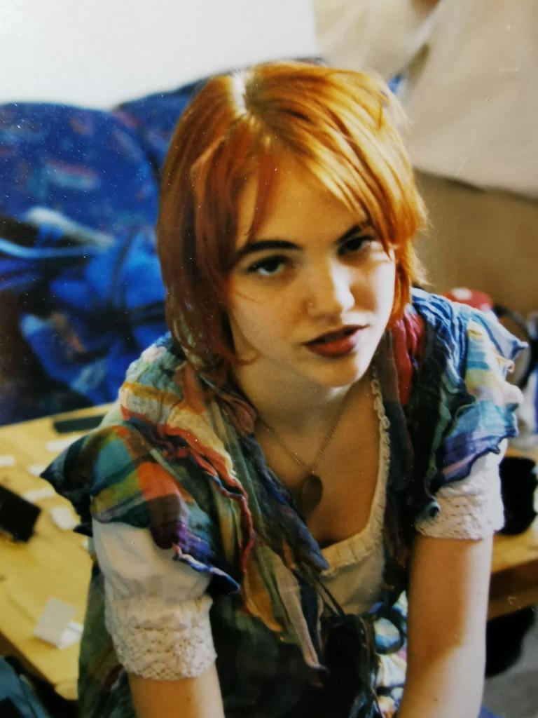 Emily-Star Jugendfoto